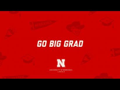 Go Big Grad logo