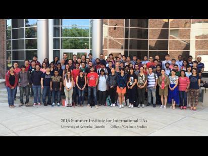 ITA participants 2016