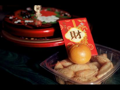 Sweets for Chinese New Year