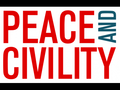peace and civility logo