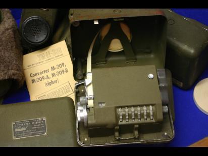 A cipher converter