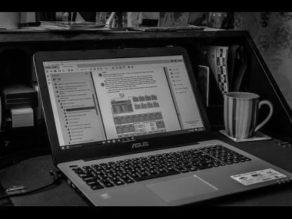 online class homework