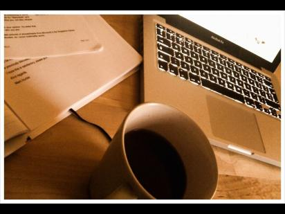 Coffee shops can be great spaces for your online classes