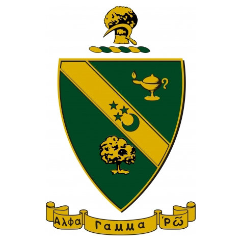 Alpha Gamma Rho Crest