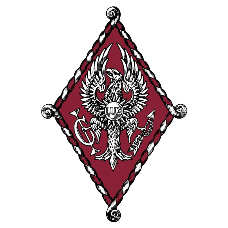 Pi Beta Phi Crest