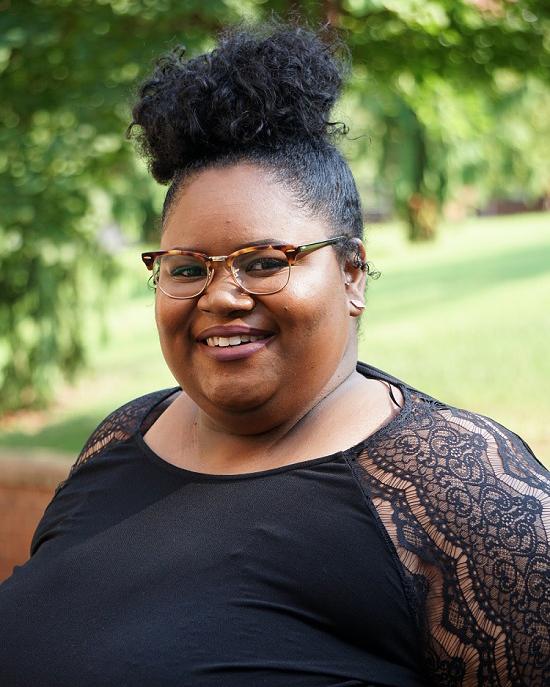 Portrait of Quinna Hogan