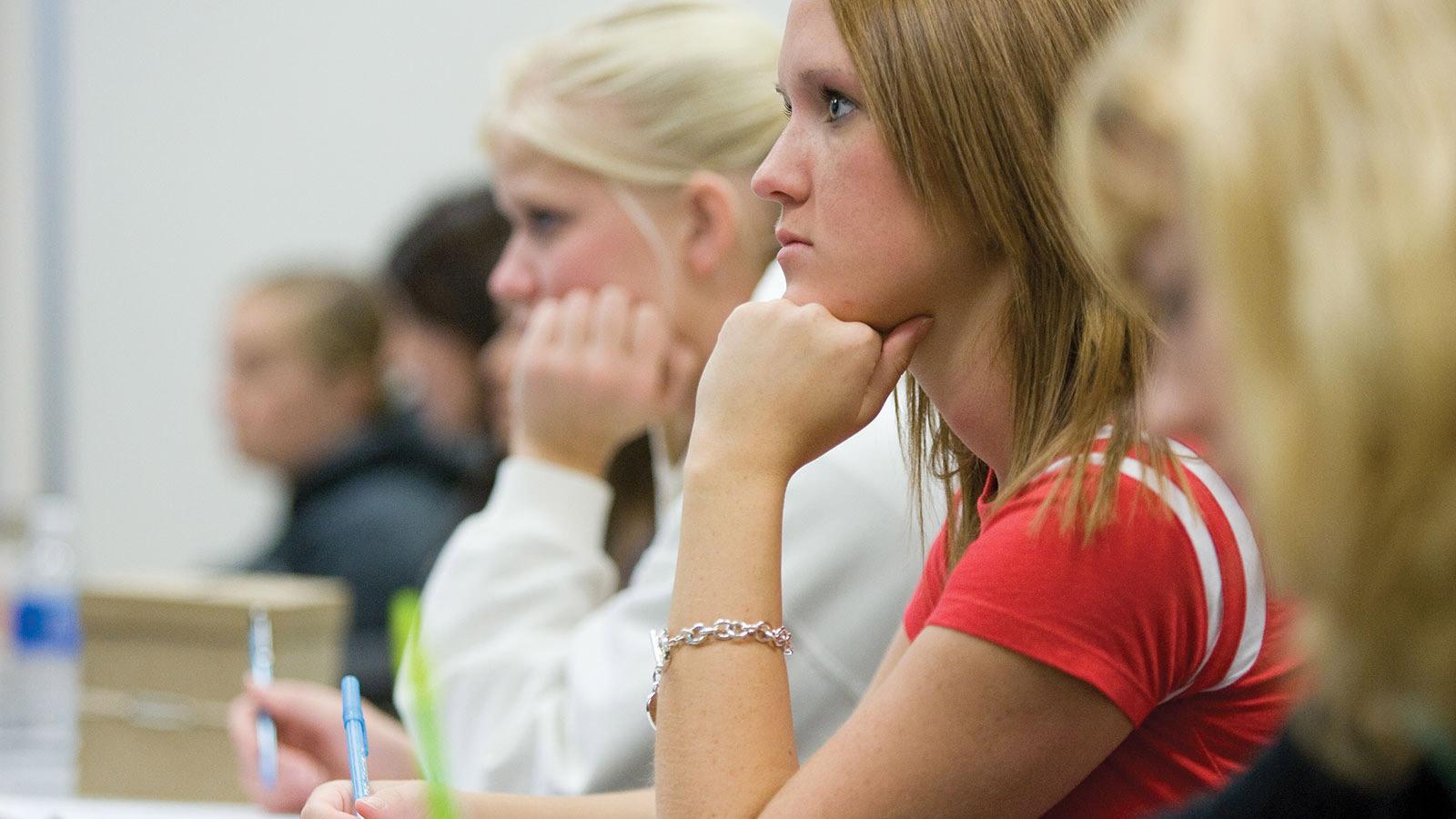 Photo of  Humanities students #1