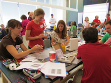 Teacher's Professional Workshop 2012