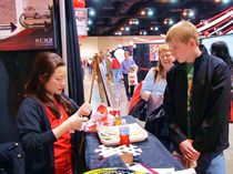 Big Red Road Show 2012 with Prof. Rebecca Lai from Chemistry