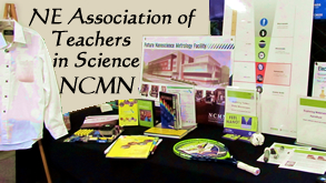 NCMN Display at NATS conference