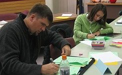 Teachers at Embedded Institute