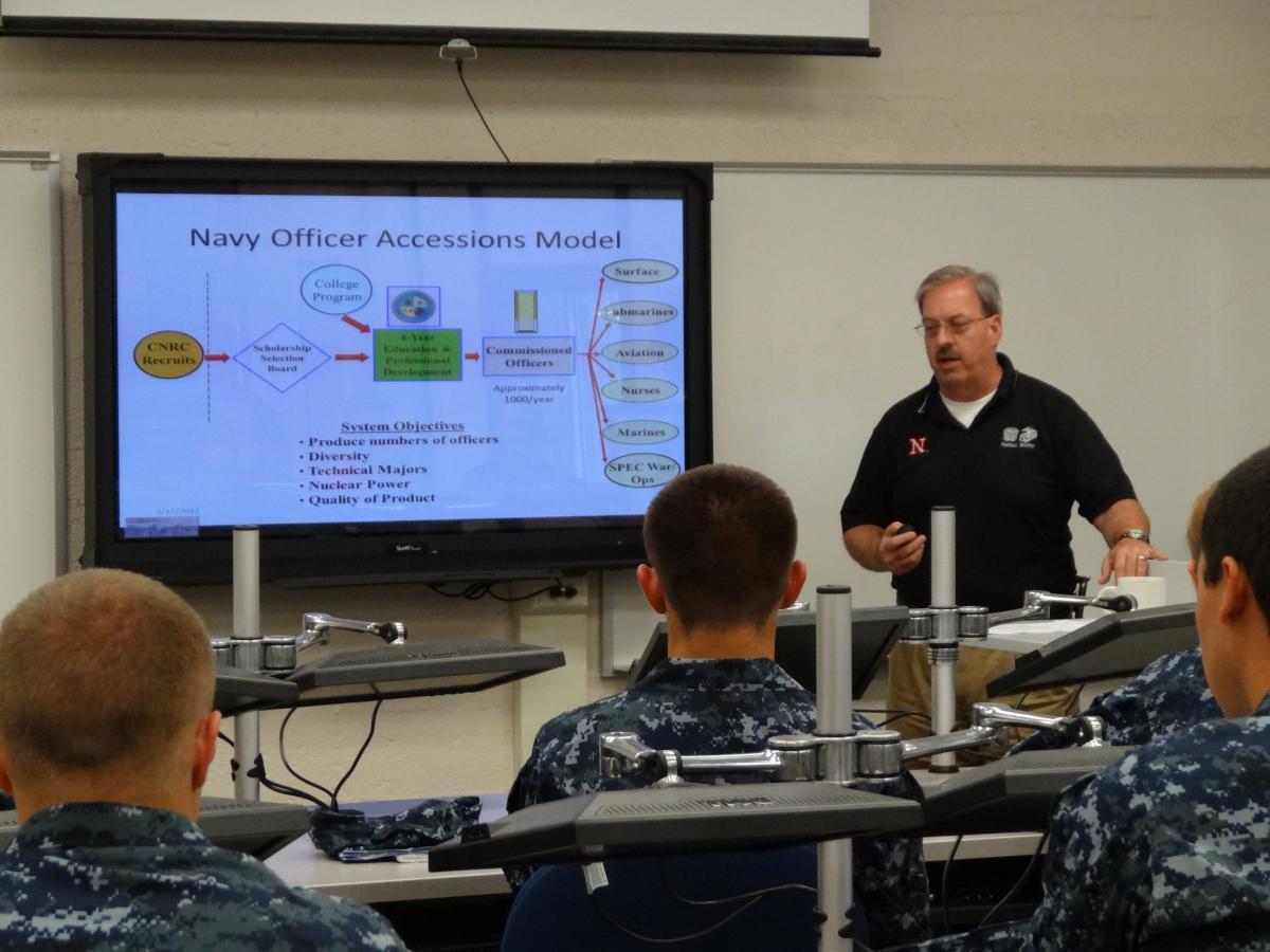 Navy Options Unl Nrotc University Of Nebraska Lincoln