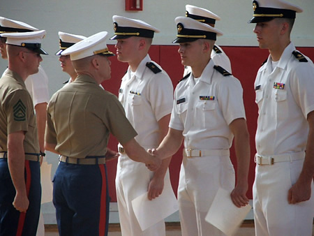 Navy ROTC Uniforms