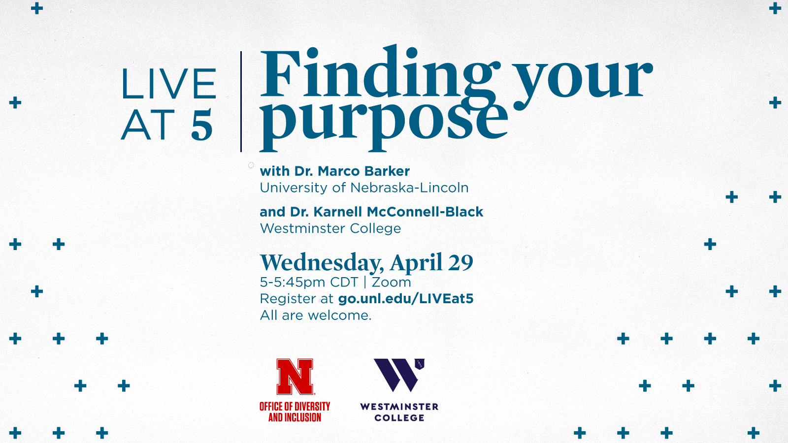 Live at Five: Finding Your Purpose
