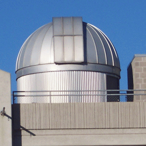 Student Observatory dome