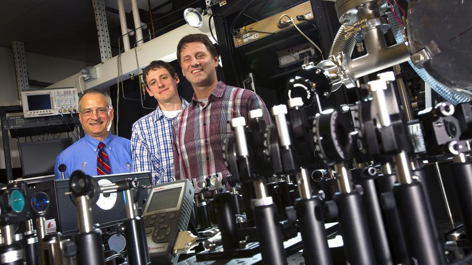 New consortium studies how light interacts with matter