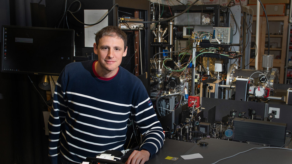 Images of molecular reactions are focus of Centurion's $2M grant