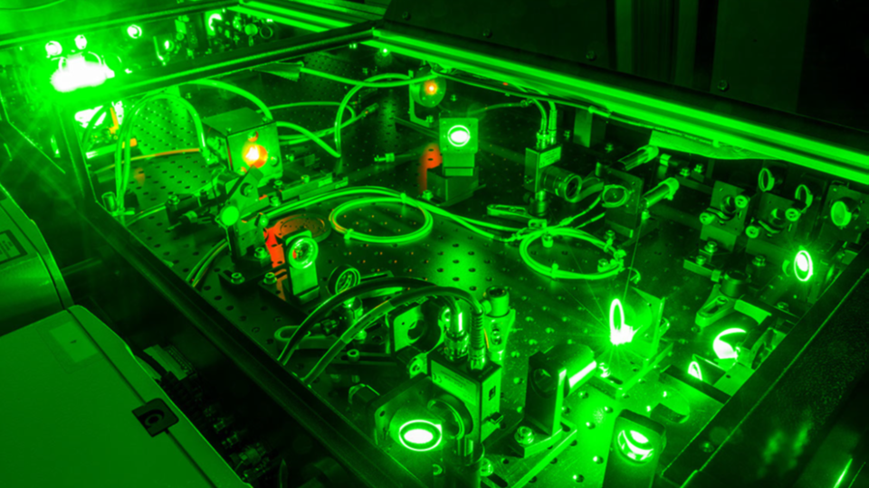 'Optical rocket' created with intense laser light