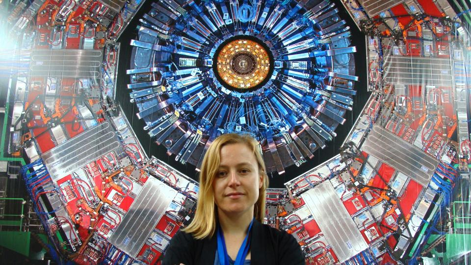 Postdoc oversees unprecedented collisions at Large Hadron Collider