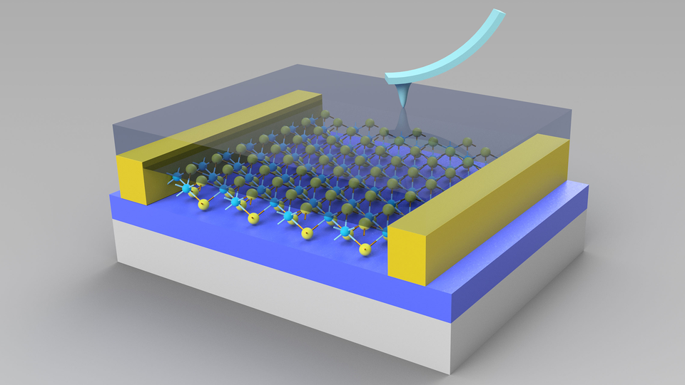 Electric avenue: New approach could transform semiconductor tech