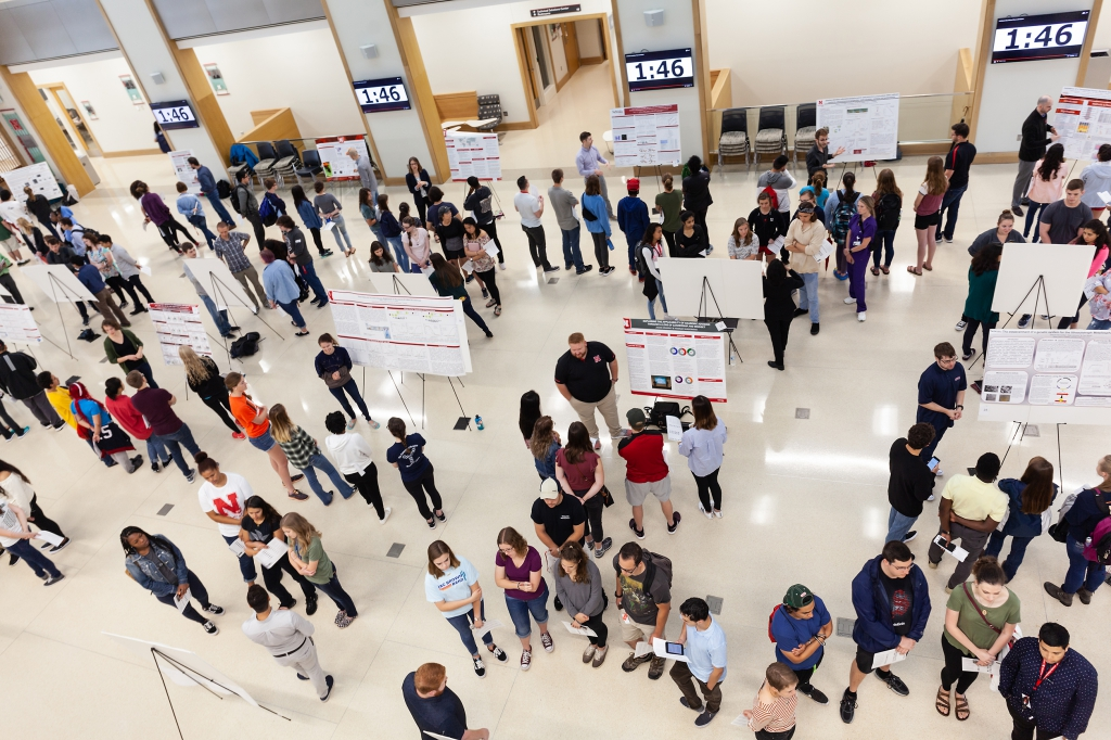 Summer Research Program paves students' way to Nebraska
