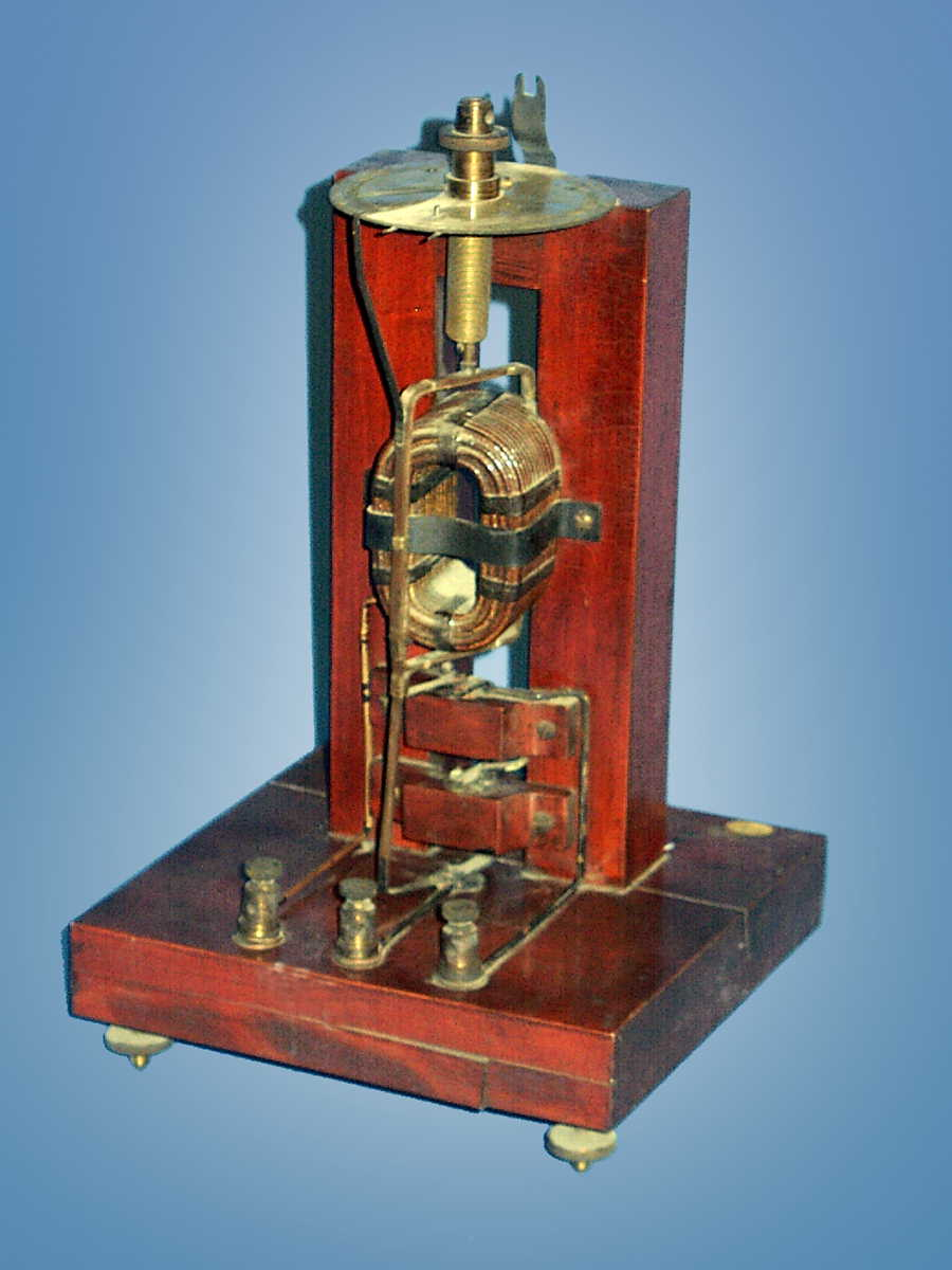 Second  Single-Coil Electrodynamometer