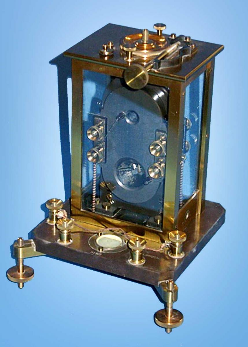 Reflecting Astatic Galvanometer