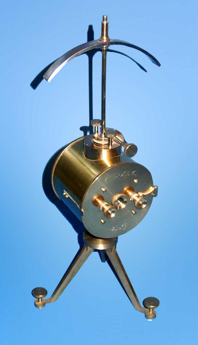 Astatic Mirror Galvanometer