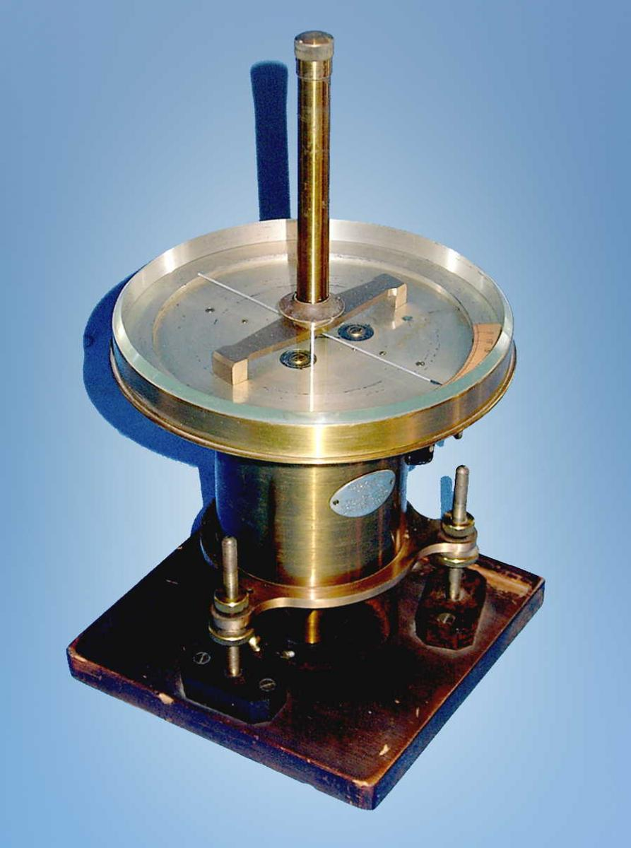 Lord Kelvin's Patent Multicellular Voltmeter