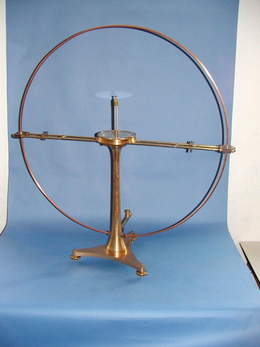 Copper Tangent Galvanometer