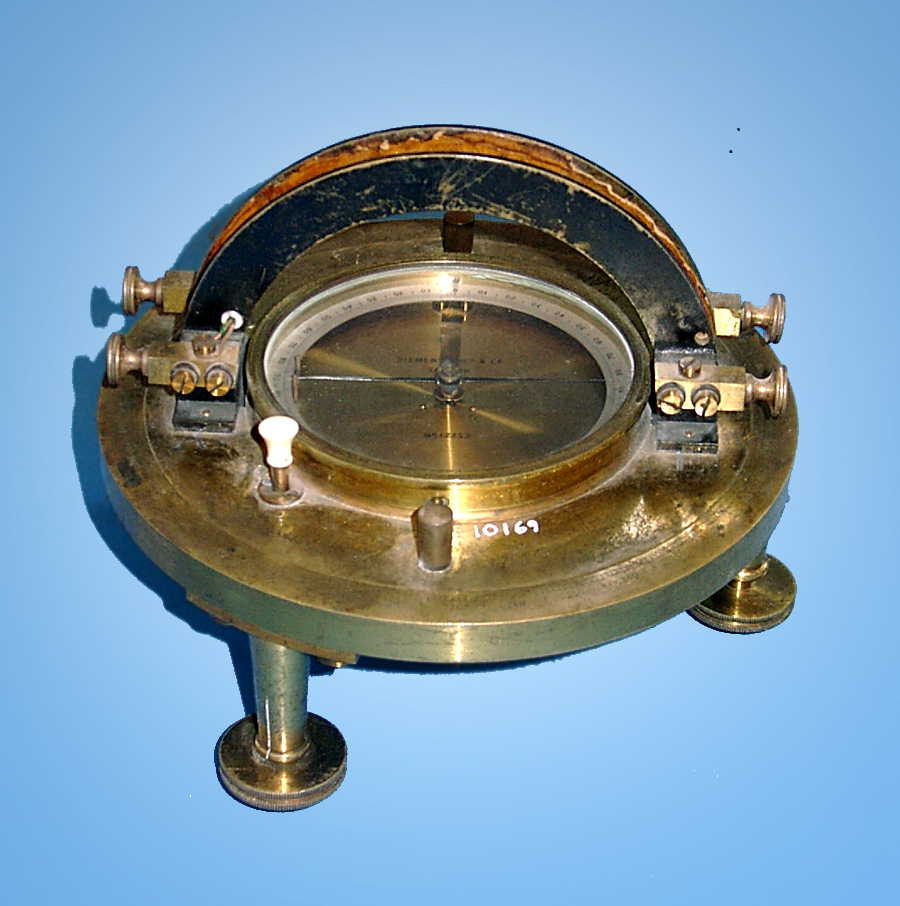 Sine and Tangent Galvanometer