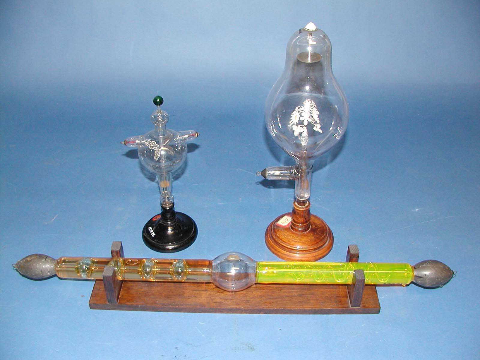 Geissler and Crookes Tubes