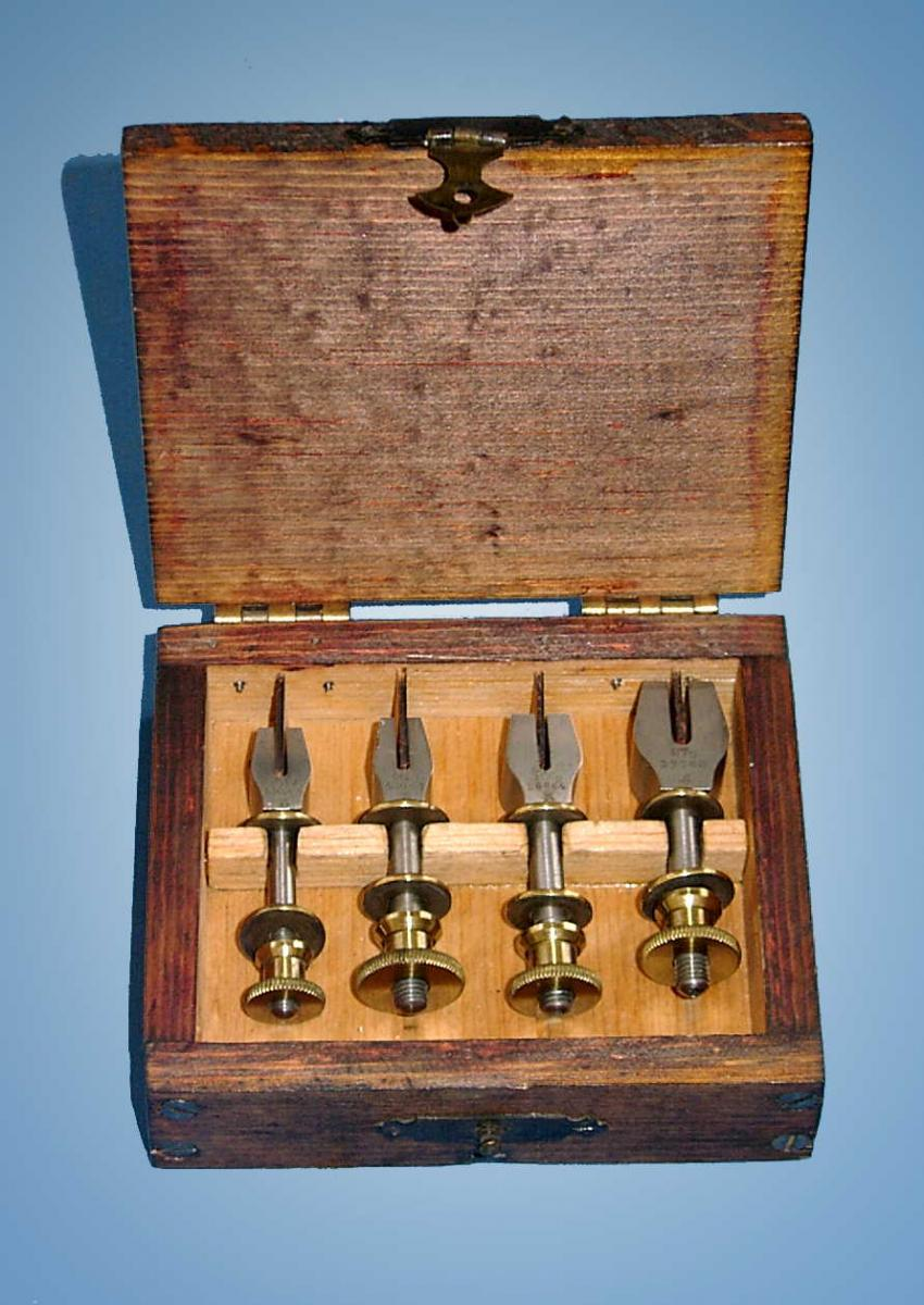 High Frequency Tuning Forks