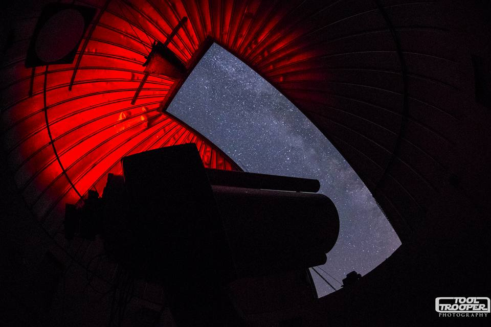 Behlen Observatory Welcomes News Channel Nebraska