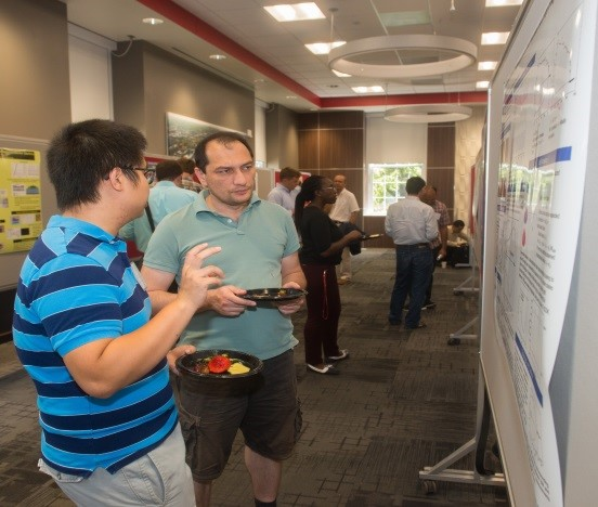Faculty and Students Present at UNL Materials for Energy Systems Symposium