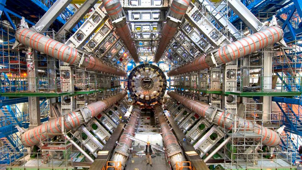 Science360 features Dominguez on Large Hadron Collider