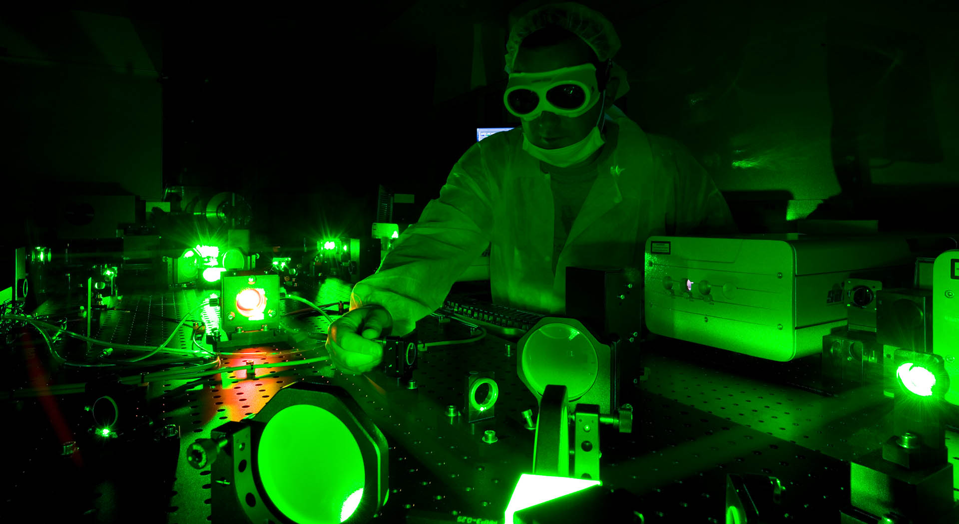 Extreme Light Laboratory Department Of Physics And Astronomy