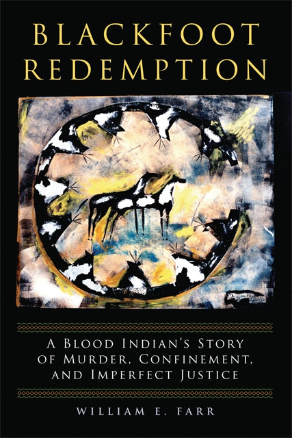 Blackfoot Redemption cover