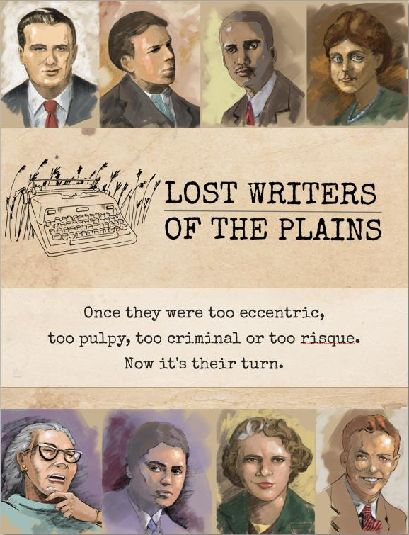 Lost Writers ibook cover