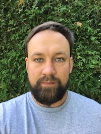 Portrait of Marcin Grzybowski