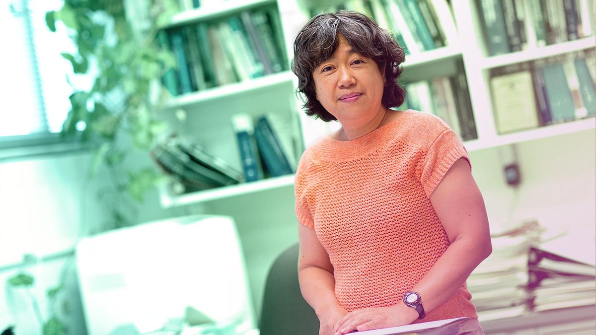 Portrait of Etsuko N. Moriyama