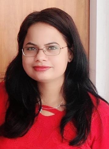 Portrait of Seema Sahay