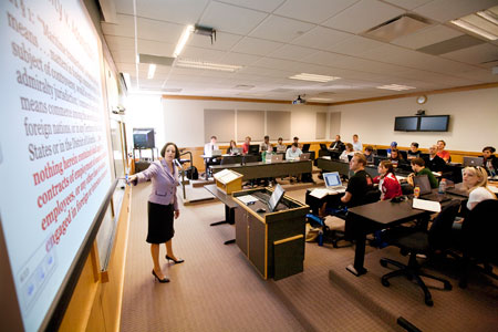 Classroom - University of Nebraska - Lincoln