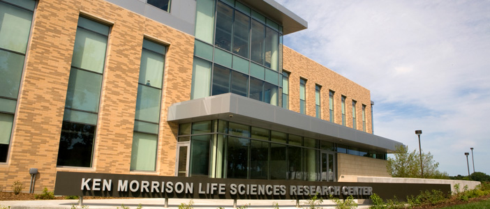 Ken Morrison Life Sciences Research Center