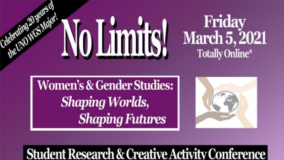 No Limits Conference flyer